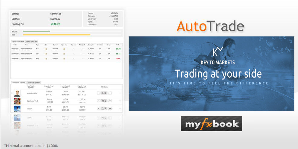 Член trade key